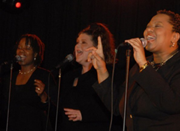 Gospelartiesten More Gospel Band | Swinging.nl