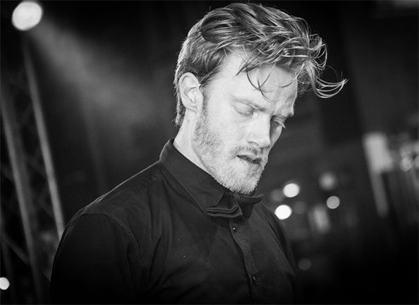 Soul Artiesten Zanger David Dam | Swinging.nl
