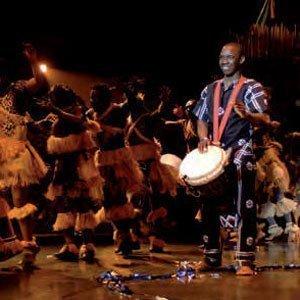 Afrikaans themafeest bedrijfsfestival Swinging.nl