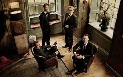 Een feestelijke avond met Roaring Jazz Quartet | Swinging.nl