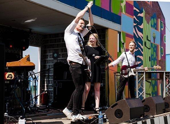 Live band boeken | Swinging.nl