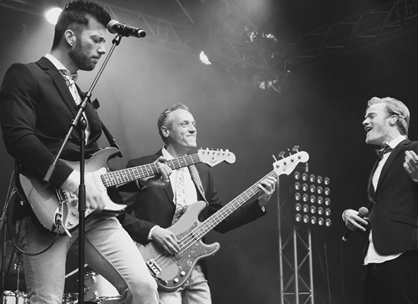 Live band huren | Swinging.nl