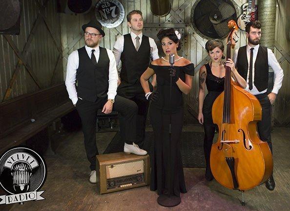 Band boeken Velvet Radio | Swinging.nl