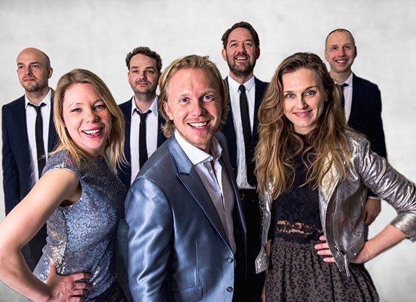 Bruiloft band De Helden | Swinging.nl
