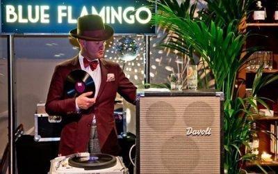 Retro DJ is nu te boeken via Swinging.nl