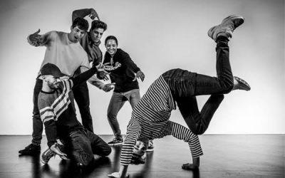 breakdance groep The Danceswings