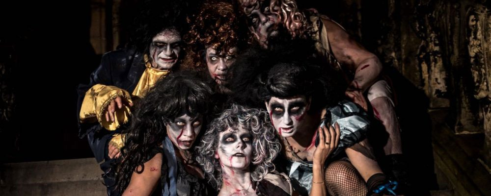 Halloween feest organiseren: angstaanjagend entertainment