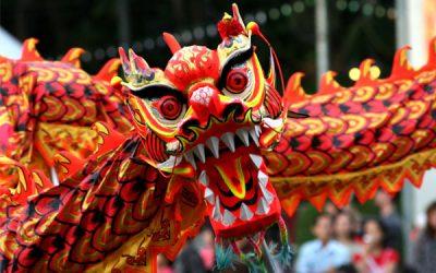 Chinese Drakendans boeken | Swinging.nl