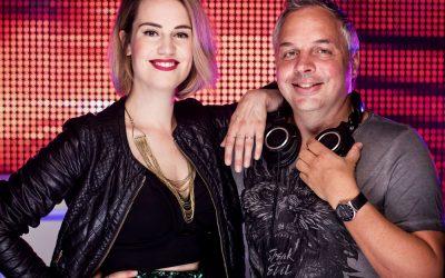 DJ and Lady Laura boeken | Swinging.nl