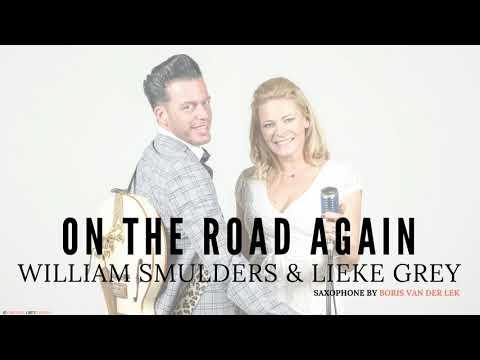 On The Road Again William Smulders & Lieke Grey boeken   Swinging.nl